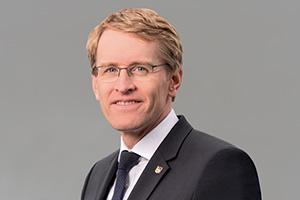 Daniel Günther, Ministerpräsident des Landes Schleswig-Holstein