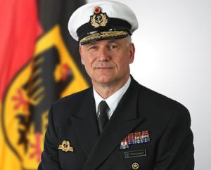 Kay-Achim Schönbach, Vizeadmiral